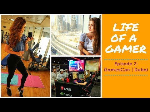 LIFE OF A GAMER | EP.2 | GamesCon | VLOG | to be continued...