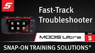 Fast-Track Troubleshooter : MODIS™ Ultra