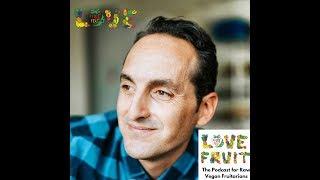 18 Years On Raw Food -  Long Term  80/10/10 Raw Vegan  Justin Lelia
