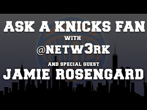 'Ask a Knicks Fan' with Jason Concepcion and Jamie Rosengard | The Ringer
