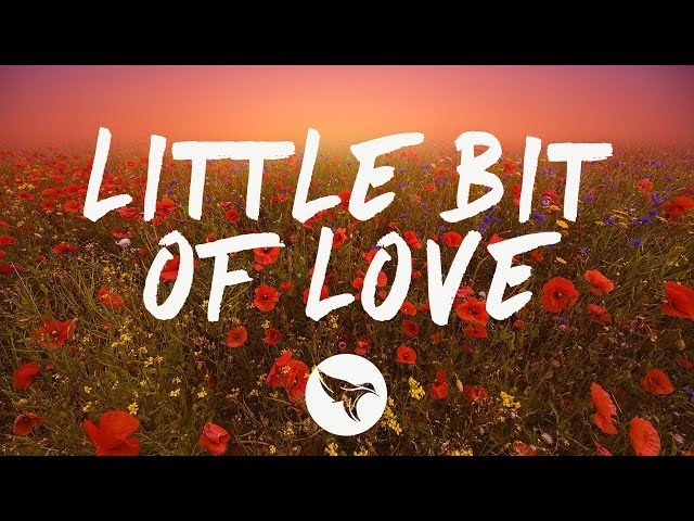 Tritonal - Little Bit Of Love (Lyrics) feat. Rachel Platten