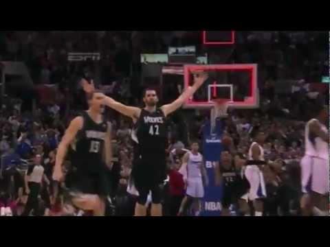 NBA: Public Service Announcement