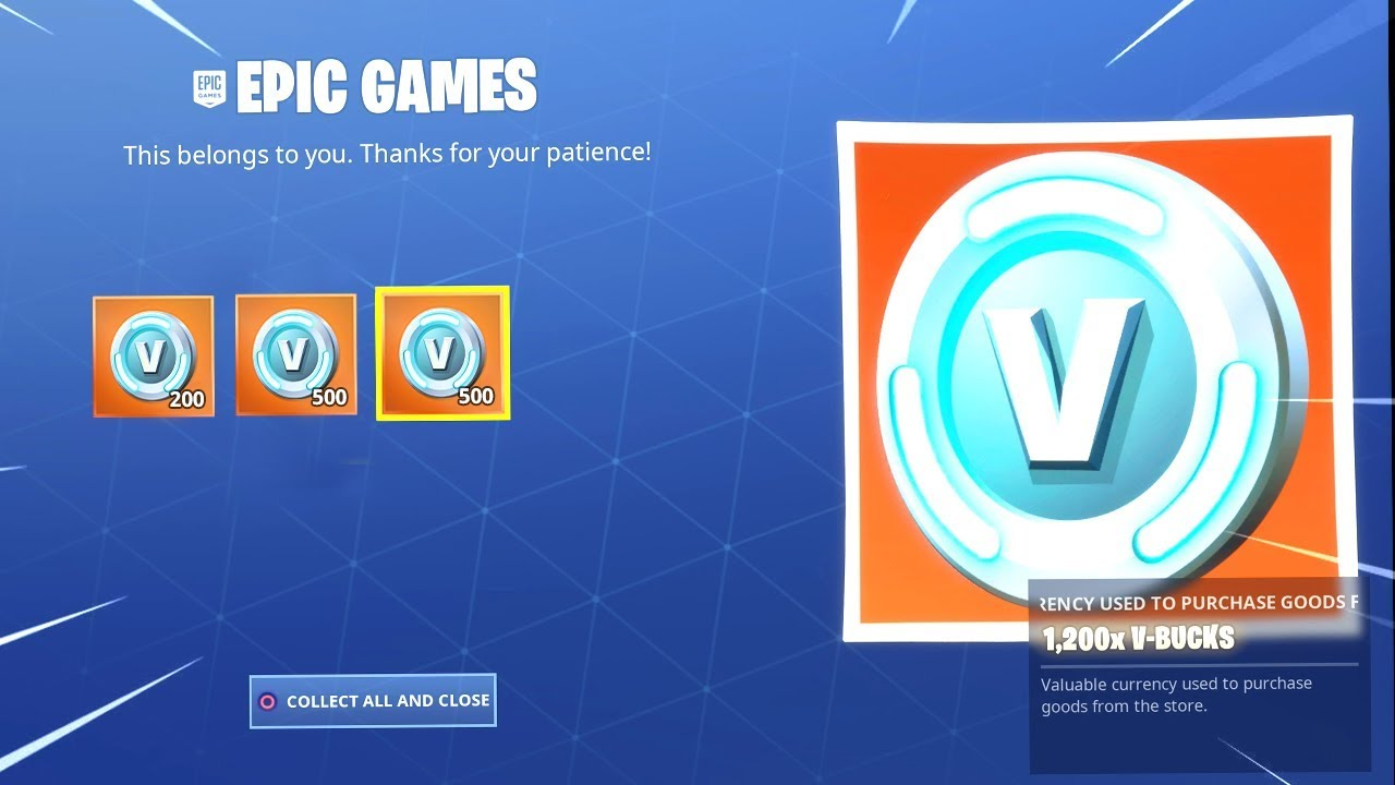 Free V Bucks Season 9 Ps4