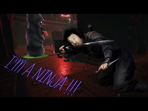I'M LIKE A NINJA!!! | Albino Lullaby Episode 1 -Part 2- |