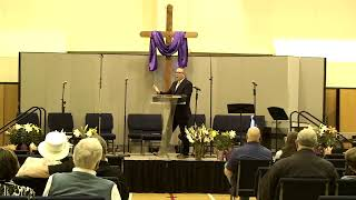 "Matthew 28:1-10 [Service 1] ""An Angelic Invitation"" (4-4-21)"