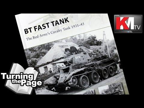 BT Fast Tank by Steven J. Zaloga