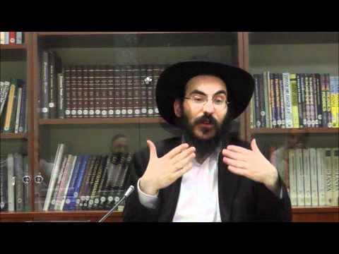 Ayin Bais 17a Rabbi Shalom Ber Cohen