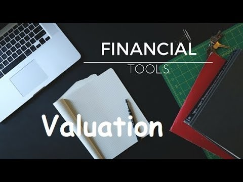 The Three Tools of Finance : Valuation | Gowtham V