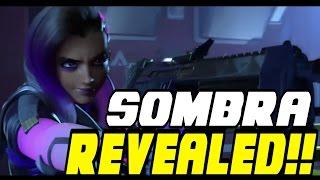 SOMBRA 100% CONFIRMED!! - Overwatch Sombra