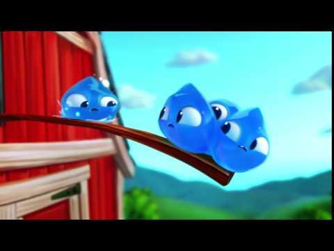 Farm Heroes Super Saga - The Water Cropsies are here!