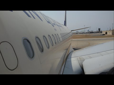 SAUDIA A330-300 Flight Review: Hyderabad to Jeddah SV755 [HD]