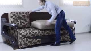 """Видео-обзор №2 дивана """"Комфорт-Трансформер"""" от компании Ares-мебель"""