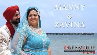 Sikh Destination Wedding | Moon Palace, Cancun, Mexico | Manny & Zavina