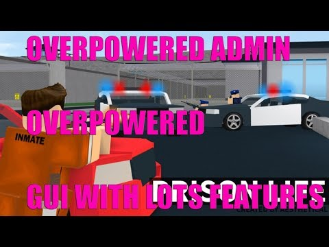Roblox Prison Life Hack Script Gui How To Get Robux Plz Prison Life Free Admin Commands Overpowered Gui Exploit Hack Script Roblox Youtube