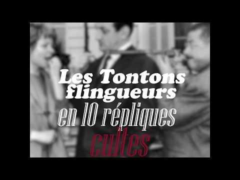 Les Tontons flingueurs, en 10 répliques cultes