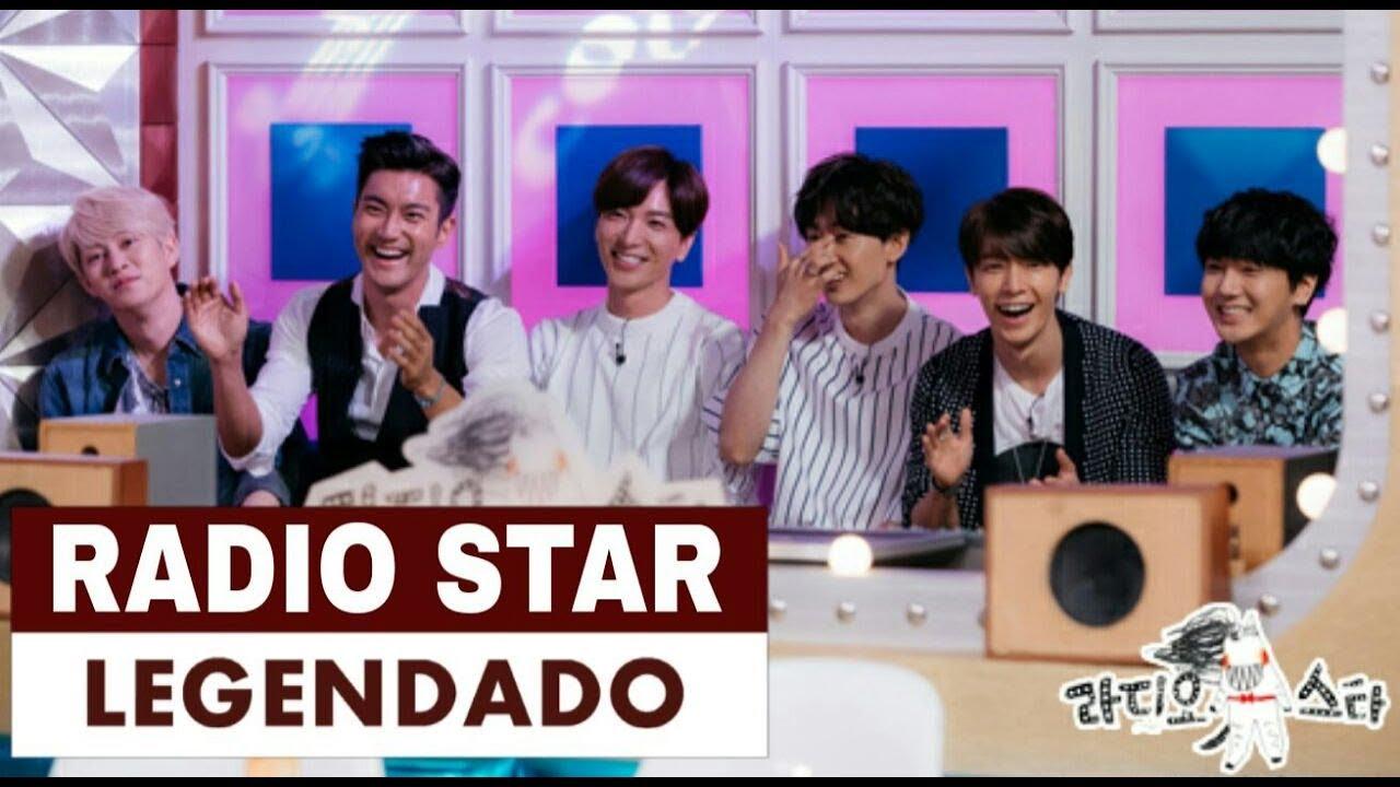 [LEGENDADO] Radio Star com Super Junior (2015)