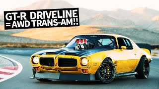 All Wheel Drive Swapped Supercharged 1971 Trans-Am?