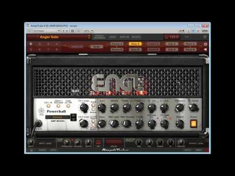 Revalver 4 V's Amplitube 4 V's Bias Amp Hi Gain amps