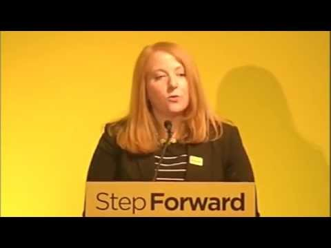 Alliance Party Conference 2014 - Naomi Long