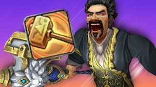 This PALADIN Is Actually INCREDIBLE! - PvP WoW: Battle For Azeroth 8.2
