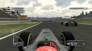 F1 2011 PC Gameplay (Formula One) [PC HD]