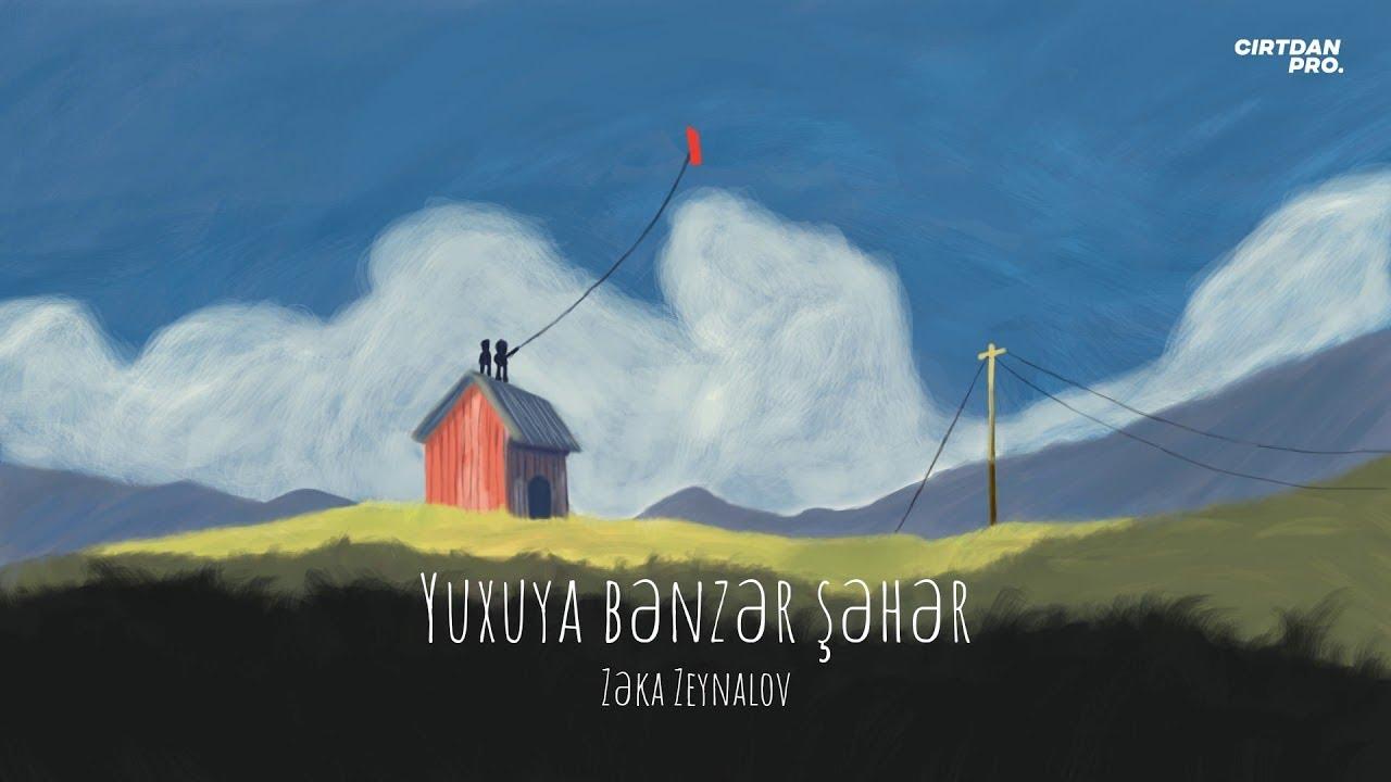 Zəka Zeynalov — Yuxuya bənzər şəhər