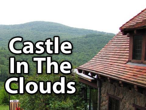 Living In A Castle In The Clouds