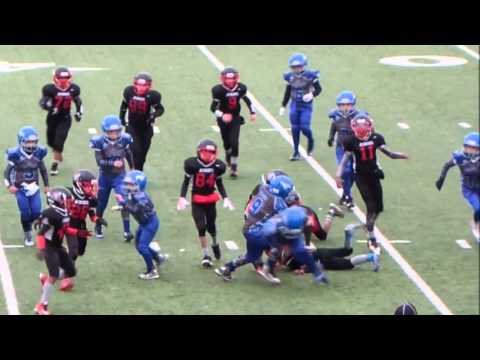 Harker Heights Jr. Knights TYFA D2 Rookies Football 2015 Pre-Championship Tribute Video