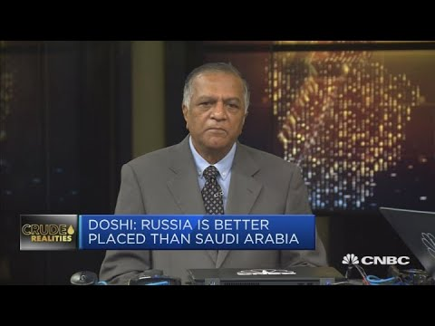 Sustained low oil prices will hurt both Saudi Arabia and Russia, says expert | Capital Connection