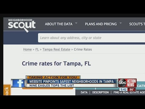 Tampa's top five safest neighborhoods to live in