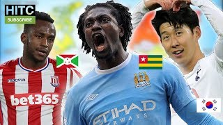 Best EVER Premier League Player From EVERY Non-European Country