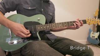 """What A Beautiful Name"" Rhythm Guitar Tutorial - Hillsong Worship"
