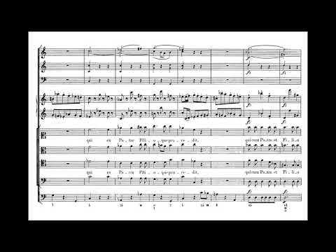 Franz Schubert - Mass No. 4 in C major, D 452 (with score)
