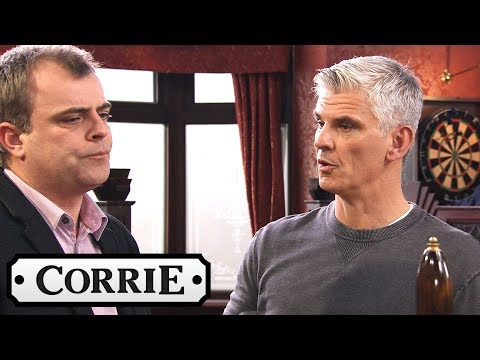 Coronation Street - Steve Asks Robert To Stay Quiet | PREVIEW