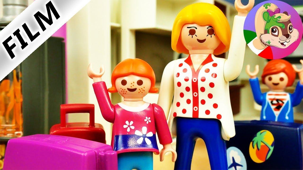 Playmobil film italiano   EMMA + MAMMA SONO TORNATE - EMMA E' CRESCIUTA!   famiglia Vogel