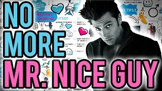 ???? how to be a man - no more mr. nice guy - dr. robert glover - animated book review