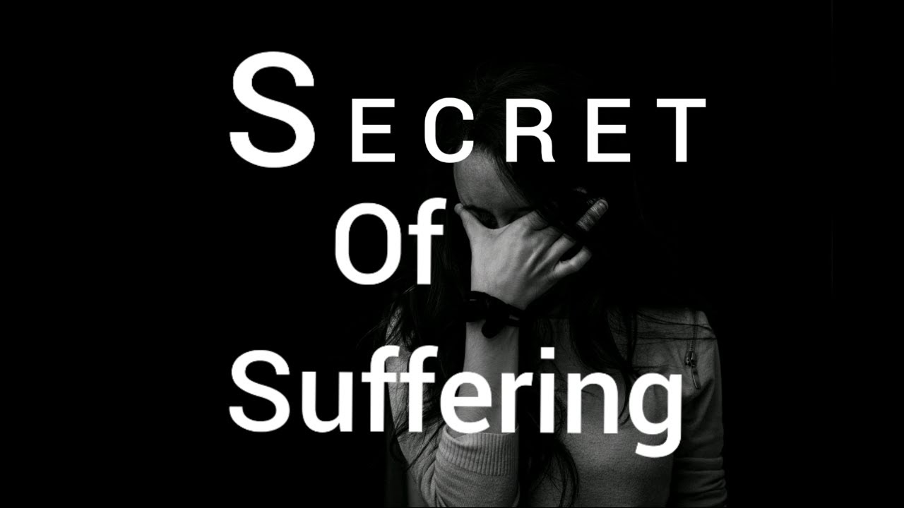 ‪Why do we Suffer ? - (Biological / Scientific cause behind Sorrow may surprise you!)‬‏ - YouTube