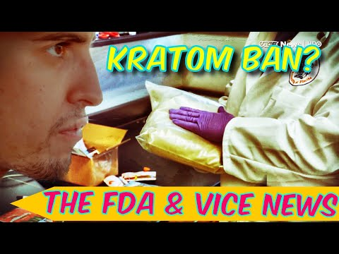 FDA & VICE NEWS KRATOM DOCUMENTARY EXPOSED - Soap Korner Herbalists Green Hulu Review