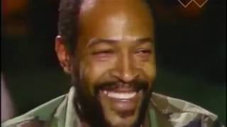 Marvin Gaye - Interview 1983