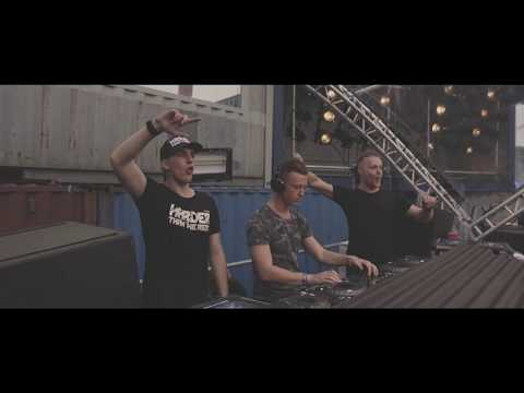 Luminite, Thyron, Physika & MC Focus -  Full Force (Official Videoclip)