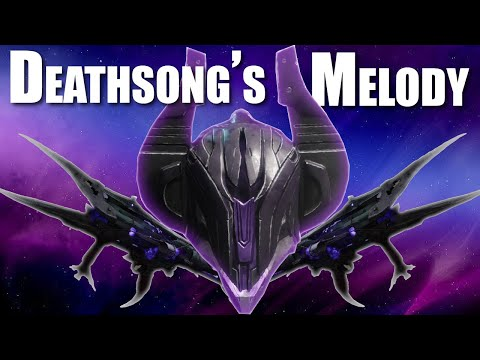 Destiny 2 Shadowkeep: Ultimate Warlock Build Guide - Deathsong's Melody - Deathbringer Exotic