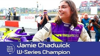 Jamie Chadwick: The W-Series Champion Putting Women In The Driving Seat | Trans World Sport