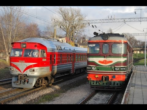 Поющие поезда (Железная дорога)