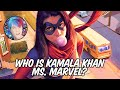 Who is Kamala Khan - Ms. Marvel?