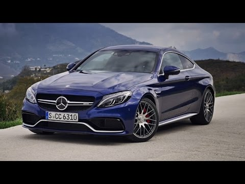 Volkswagen Company Latest Models - Mercedes-AMG C63 S Coupe
