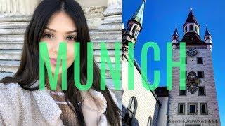 MUNICH BAVARIA GERMANY | TRAVEL VLOG