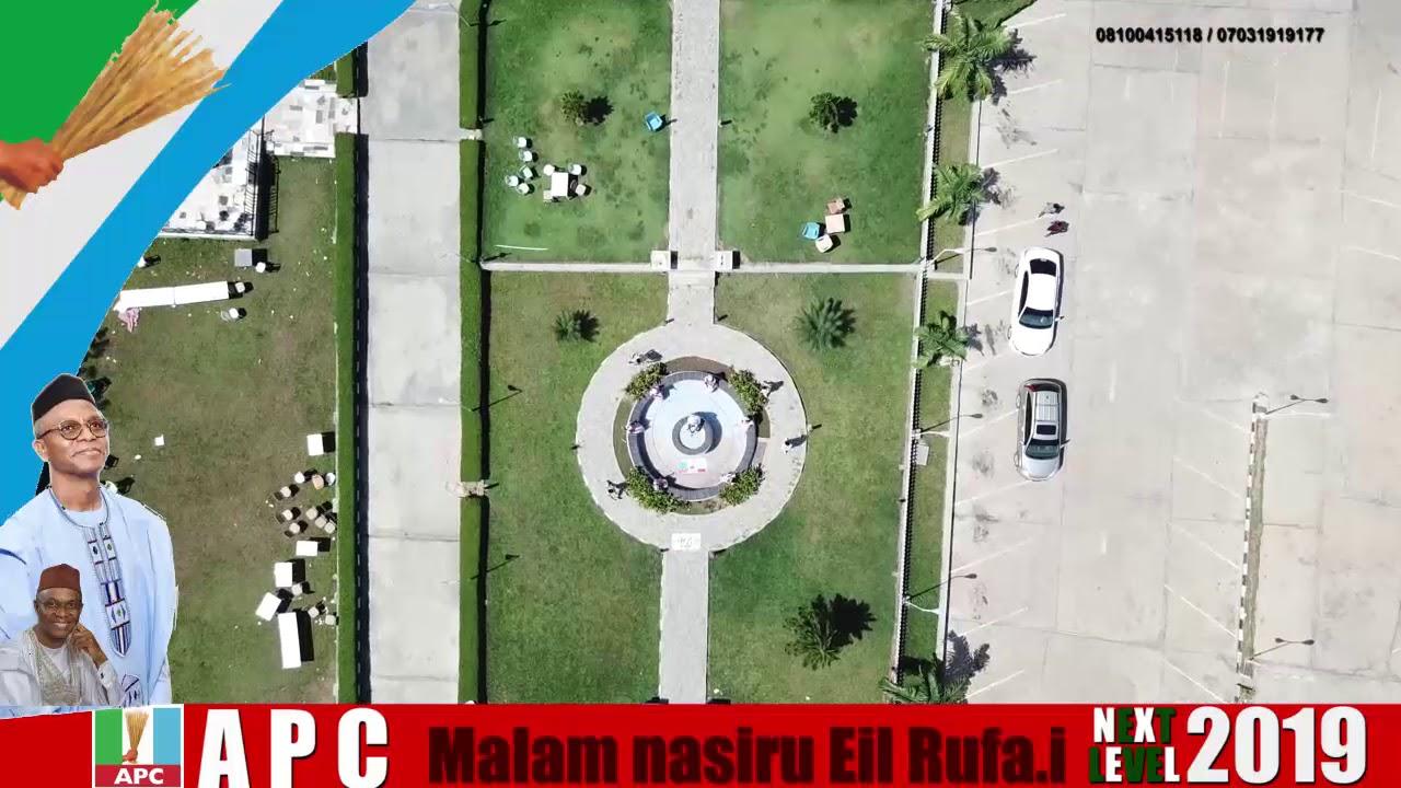 Download Ruwa ruwa full video malam nasir ELRUFA'I by auta wazirin waka