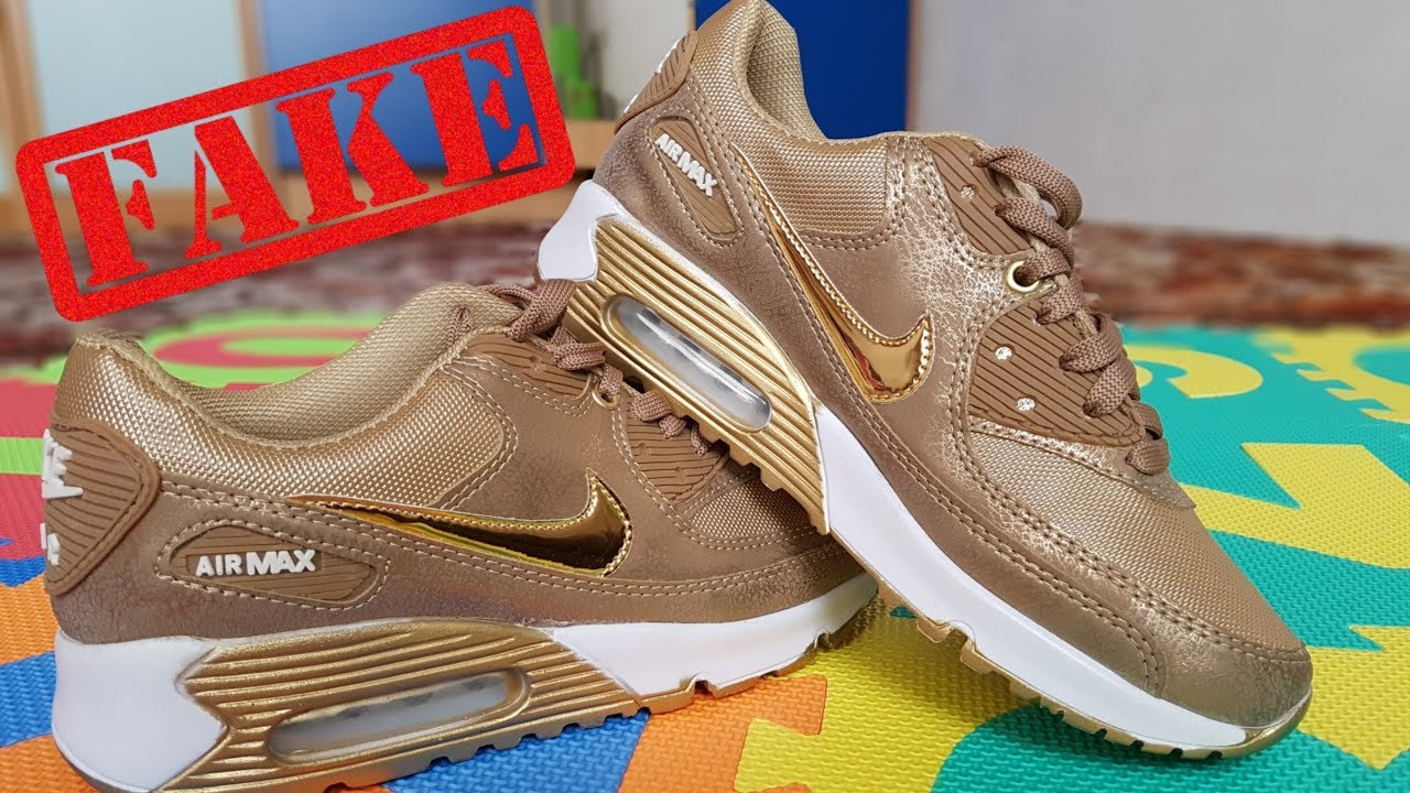 how to spot fake nike air max example on a master copy nike air max