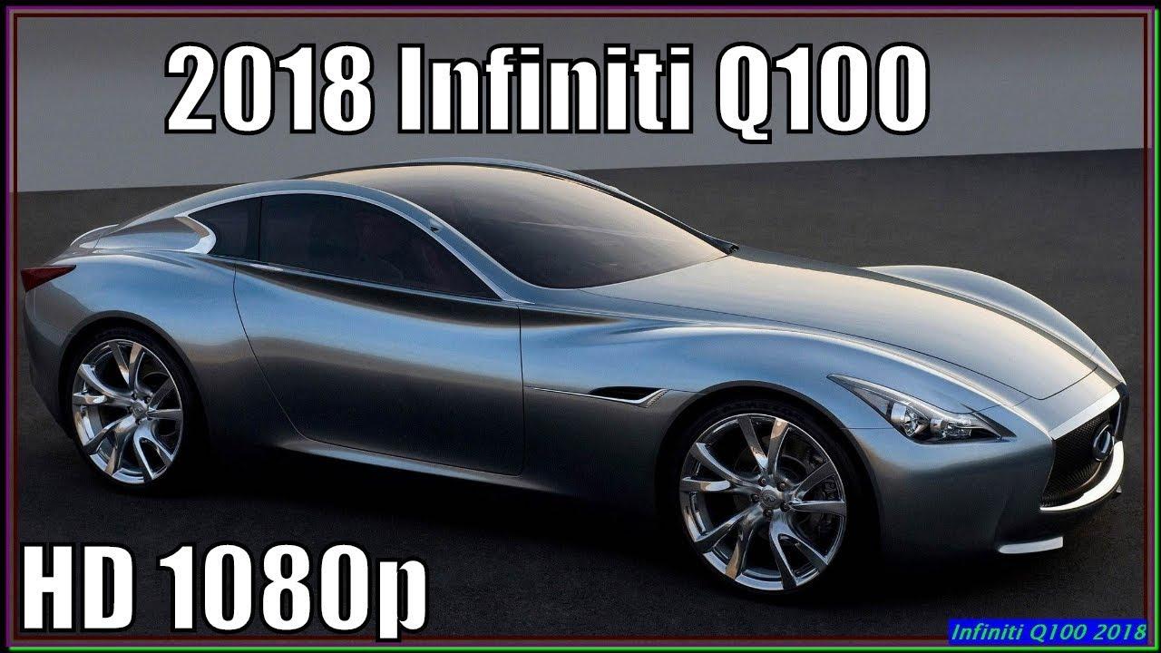 2018 infiniti q100