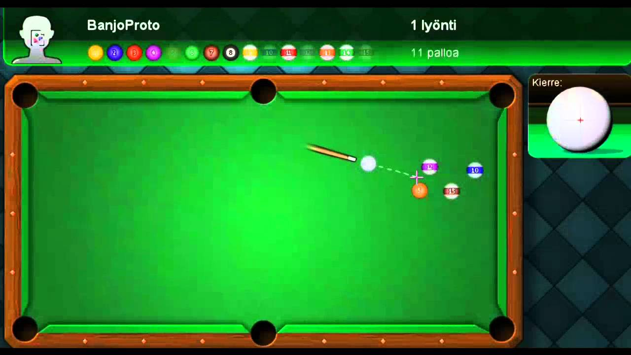 Playforia Billard